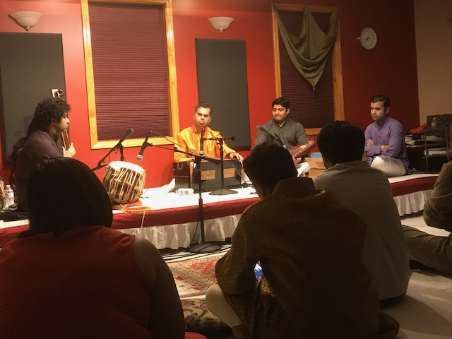 Memorial Concert Touches Hearts Of Hindustani Classical Music Lovers