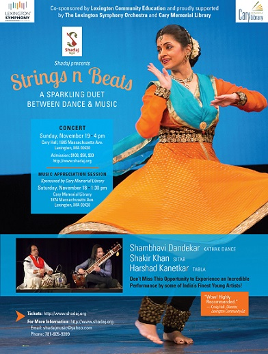 Kathak, Sitar And Tabla - A Visual And Auditory Feast