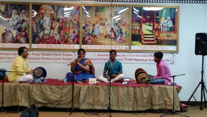 An Evening Of Devotion Through Raga And Laya