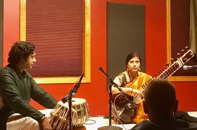 Engaging Sitar Recital By Anupama Bhagwat