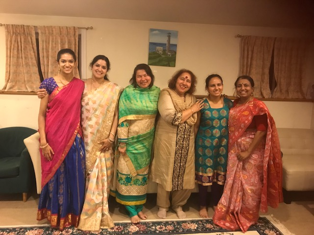 KHMC Concert: Mahathi Athreya, Selina Banerjee  Kiran Nath