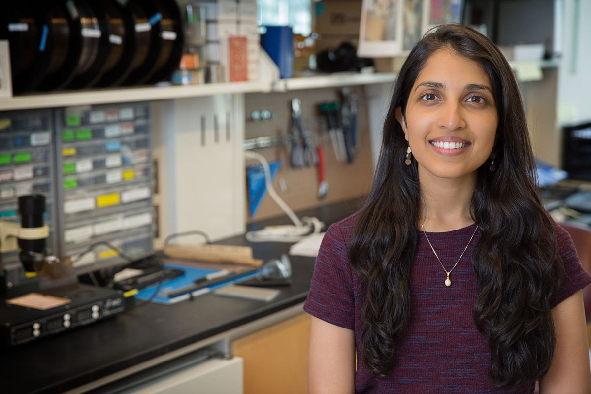 Ritu Raman Of MIT Named A 2017 'L'Oreal For Women In Science' Fellow