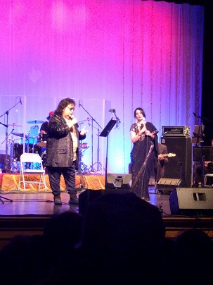 Anuradha Palakurthi And Bappi Da - An Electrifying Performance