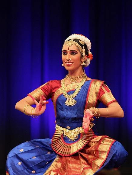 Bharatnatyam Arangetram: Sreshtaa Rajesh