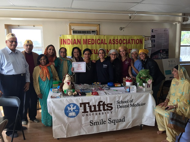 IMANE Health Fair At The Guru Nanak Gurudwara