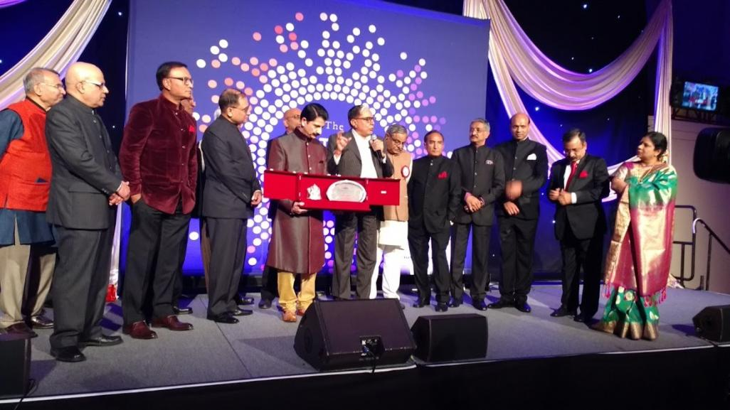 Ekal Vidyalaya Foundation Raises $2 Million In A Glittering Gala