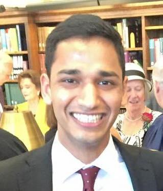 Samarth Gupta Named Rhodes Scholar