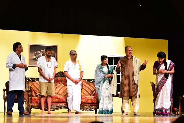 "Hindi Play ""Shatranj Ke Mohre"" Harnesses Creative Skills Of Sharon Town Residents"