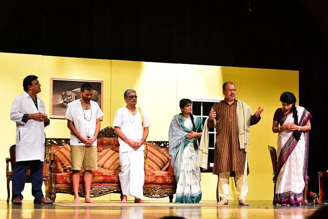 "Hindi Play ""Shatranj Ke Mohre"" Harnesses Creative Skills Of Sharon Town Residents"