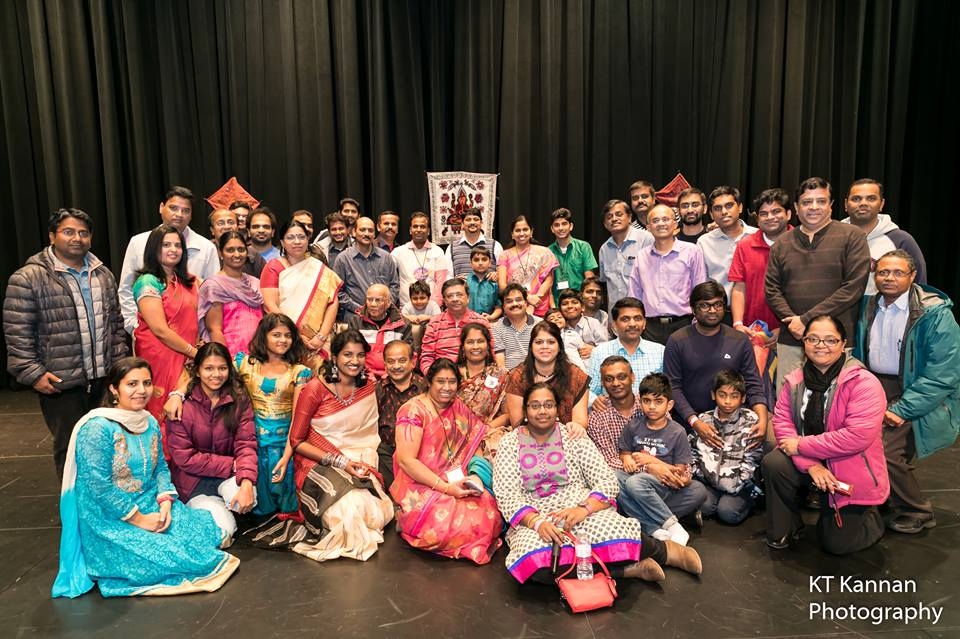 Harvard Tamil Chair New England - Fundraiser Comedy Play With  Y Gee Mahendran & Team