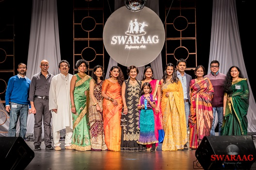 SWARAAG Lures Dynamic Talent With Spectacular Presentation To Crown 2017 Winners!
