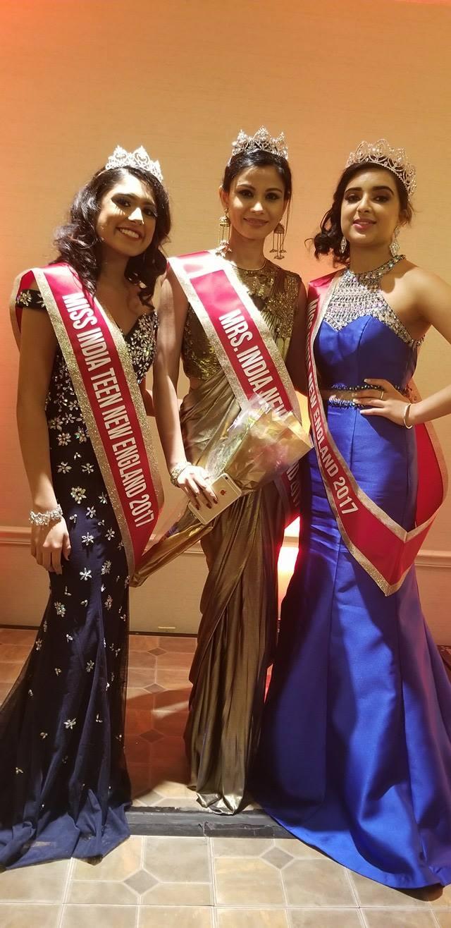 Miss/Mrs/Teen India New England-2017