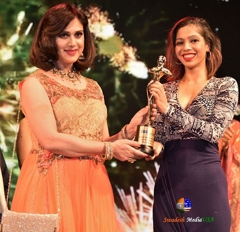 Grand Masters Bappi Lahiri And Meenakshi Seshadri Crown '3iii' Season I Winners