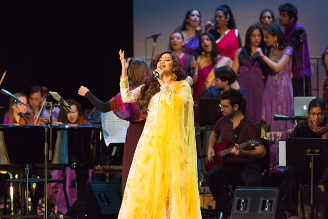 Music Collaboration Charms Boston's Bollywood Music Fans