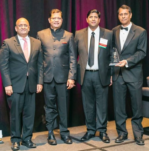 TiE-Boston Bestows Lifetime Achievement Award To Venkat Srinivasan