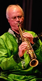 Saxophonist Phil Scarff To Perform In Westborough, MA