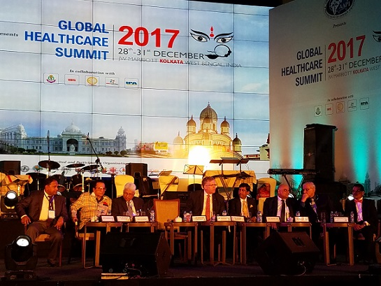 AAPI's 11th Annual Global Healthcare Summit Begins In Kolkata