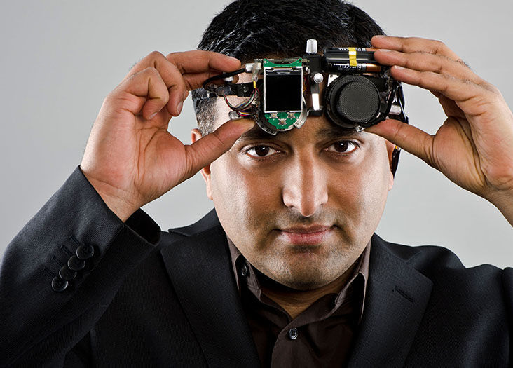 Ramesh Raskar And Achuta Kadambi Of MIT Develop Innovative Imaging System
