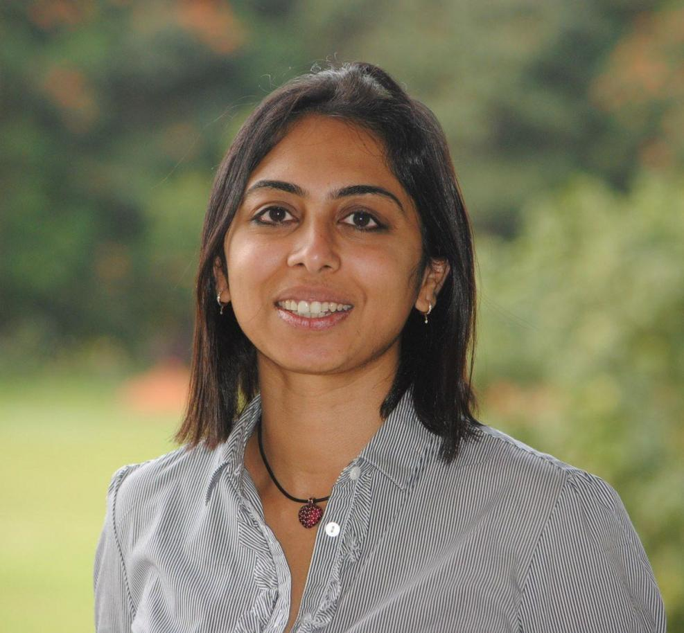 Yamuna Krishnan Honored With The Infosys Science Foundation Award