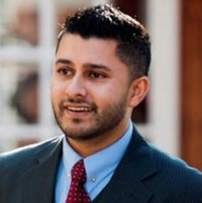 Raj Mukherji Appointed House Majority Whip In New Jersey