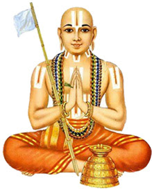The Glories Of Sri Ramanujacarya