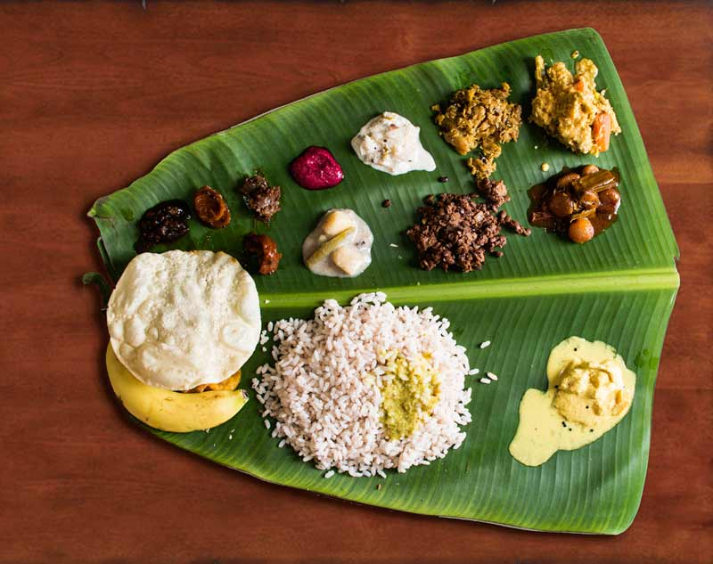Recipes - The Andhra Thali
