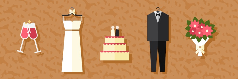 8 Ways To Save On Wedding Costs, Avoid Debt