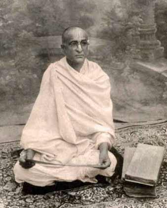 Srila Bhaktisiddhanta Sarasvati Thakura Prabhupada