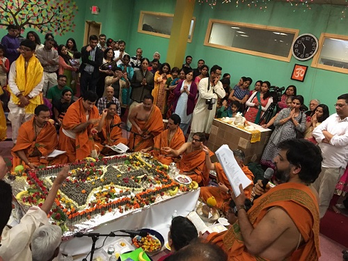 Maha Shivaratri Celebrations At New England Shirdi Sai Parivaar