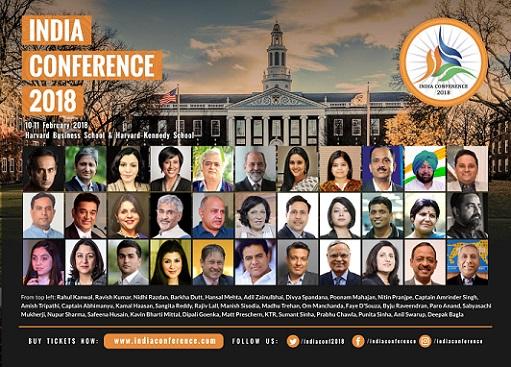 India Conference At Harvard