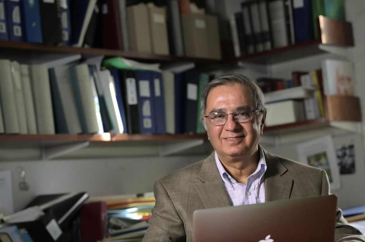 Lallit Anand Of MIT Elected To The National Academy Of Engineers