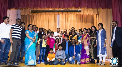 Harvard Tamil Chair - Meet & Greet With Thiru.Karthikeya Sivasenapathy