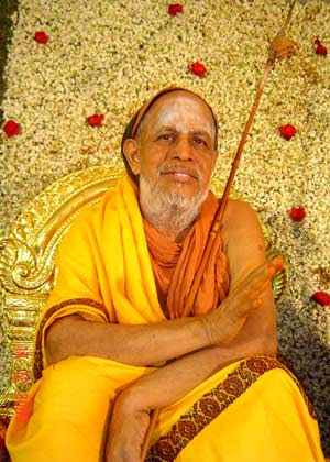 HSC Message On Kanchi Shankaracharya