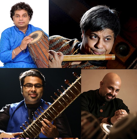 Celebration Of Indian Classical Music At The 13th Annual LearnQuest Music Conference