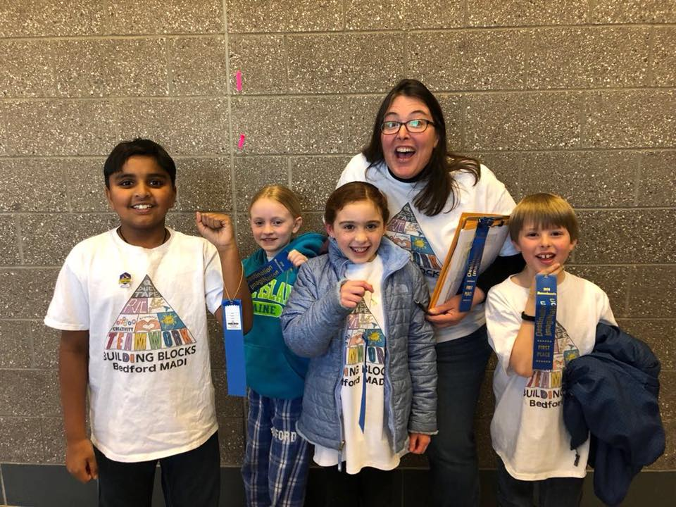 Nayan Karthikeyan: Winner At MA Destination Imagination Regionals