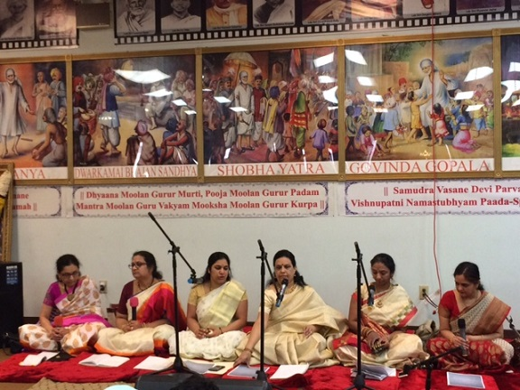 Shri Dwarkamai Vidhyapeeth Welcomes Hindu New Year With All Day Bhajan Utsav