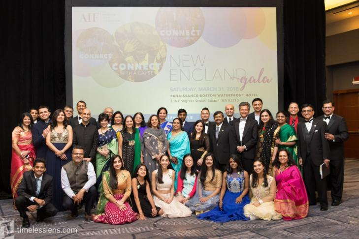 AIF New England Raises $850,000 At The Annual Gala In Boston