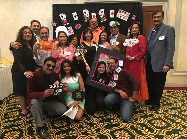 All In Good Spirit: A Look Into Gurjar's Casino Night Festivities