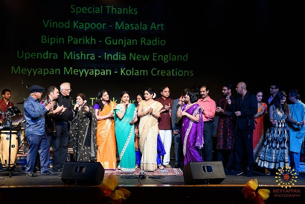 Mujhe Rang De - A Tribute To Asha Bhosale