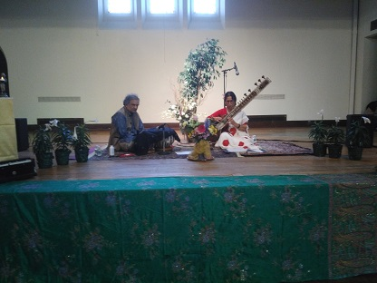 Sitar And Tabla Concert Received With Enthusiasm In Worcester