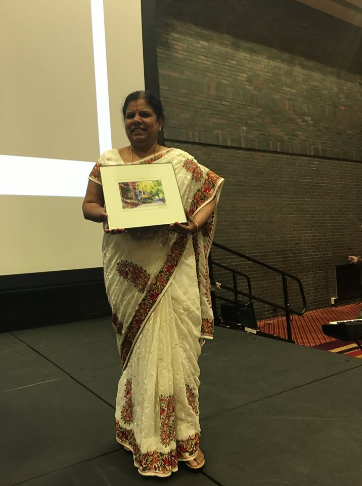 Ranjani Saigal Wins Lifetime Achievement Award