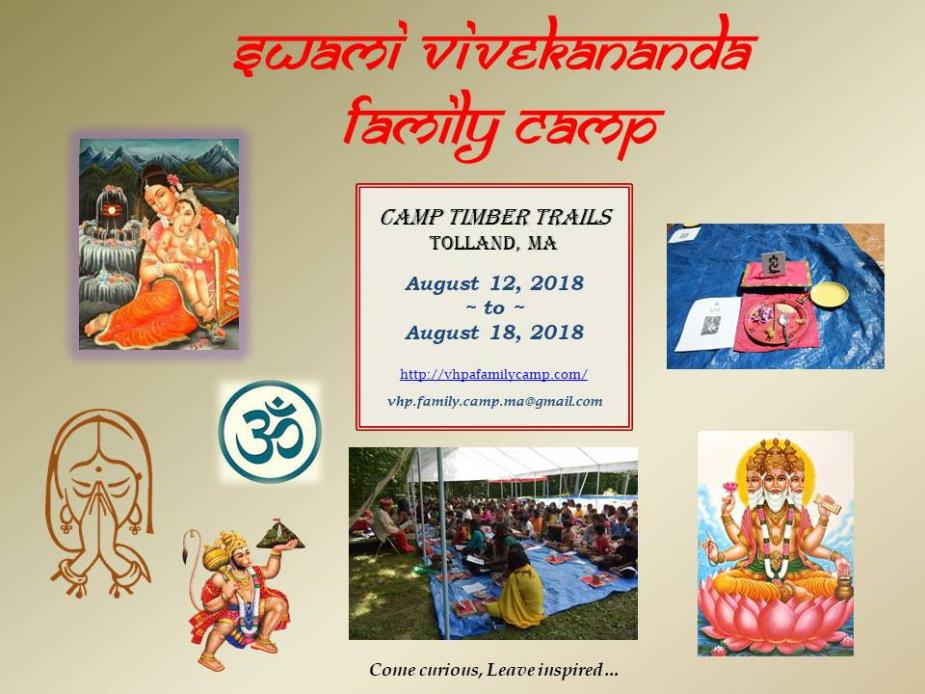 Swami Vivekananada Family Camp