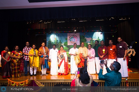 New England Tamil Sangam's Chithirai Vizha Extravagansa