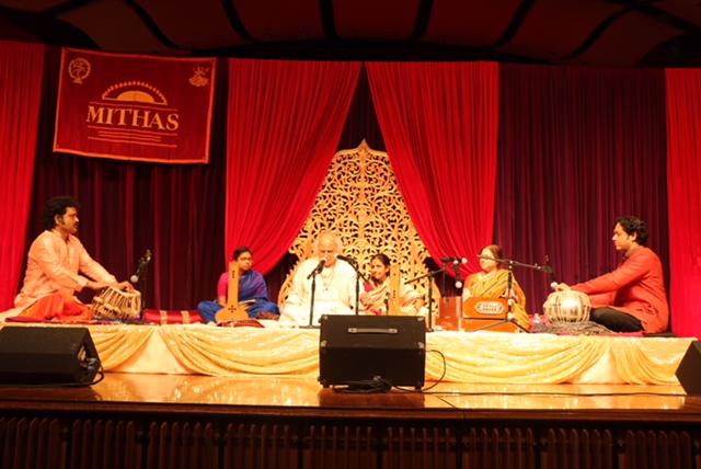 Devotion Meets Classicism In Pandit Jasraj's MITHAS Concert