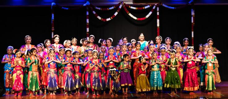 Skandha - A Thematic Dance Presentation By Sarasa Natya Academy