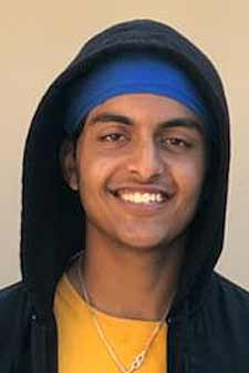 Kush Patel Named Gates Scholar