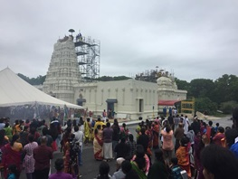 Sri Lakshmi Temple Kumbabhishekam: A Few Reflections