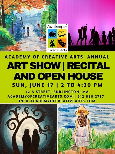 Academy Of Creative Arts Open House