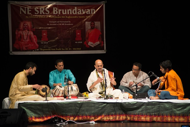 A Divine Musical Journey With The Iconic Shri Vidyabhusha