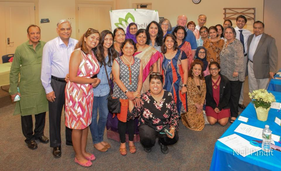 SAHELI Celebrates Volunteer Appreciation Day!